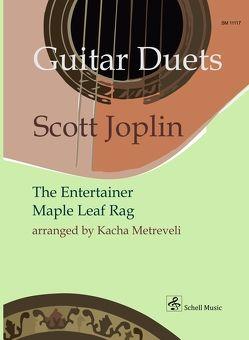 Guitar Duets: Scott Joplin von Joplin,  Scott, Metreveli,  Kacha