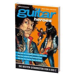 guitar heroes von Rensen,  Michael, Stößer,  Vilim