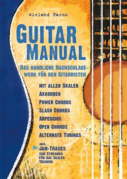 Guitar Manual von Harms,  Wieland