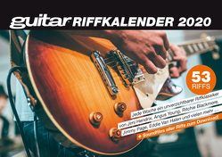 guitar-Riffkalender 2020