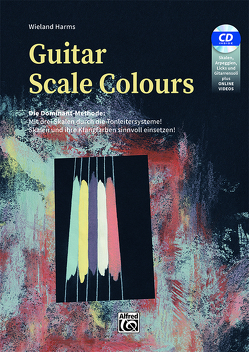 Guitar Scale Colours von Harms,  Wieland