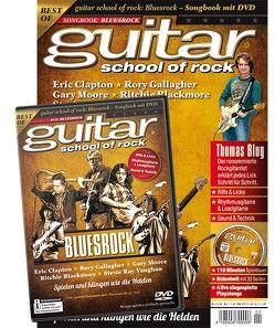 guitar school of rock: Bluesrock von Blug,  Thomas