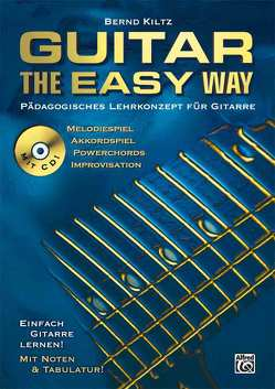 Guitar – The Easy Way / Guitar – The Easy Way von Kiltz,  Bernd