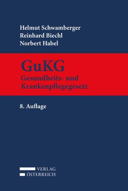GuKG von Biechl,  Reinhard, Habel,  Norbert, Schwamberger,  Helmut
