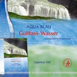 Gullfoss-Wasser von Hilf,  Gabriela