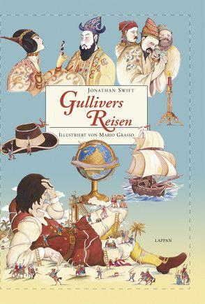 Gullivers Reisen von Jonathan,  Swift, Mario,  Grasso, Peter,  Baumann