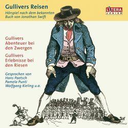 Gullivers Reisen von Kieling,  Wolfgang, Kottenkamp,  Franz, Paetsch,  Hans, Punti,  Pamela, Swift,  Jonathan