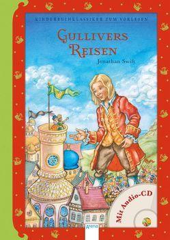 Gullivers Reisen von Leger,  Elke, Swift,  Jonathan, Zöller,  Markus