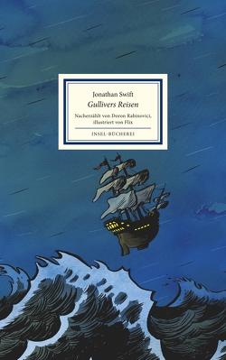 Gullivers Reisen von Flix, Swift,  Jonathan