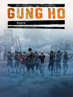 Gung Ho Comicband 4 Vorzugsausgabe von Eckartsberg,  Benjamin von, Kummant,  Thomas von