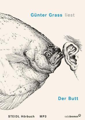"""Günter Grass liest """"Der Butt"""" von Grass,  Günter"""