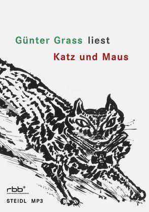 Günter Grass liest Katz und Maus von Grass,  Günter