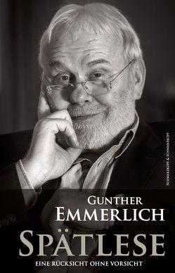 Gunther Emmerlich – Spätlese von Emmerlich,  Gunther