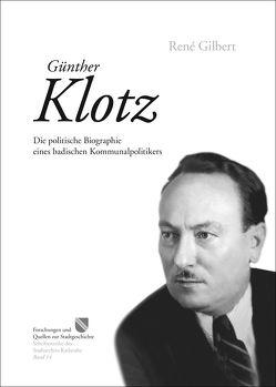Günther Klotz von Gilbert,  René