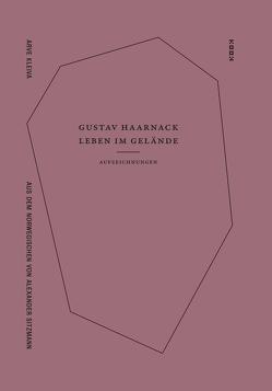 Gustav Haarnack – Das Leben auf dem Land von Kleiva,  Arve, Sitzmann,  Alexander