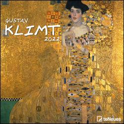 Gustav Klimt 2022 – Wand-Kalender – Broschüren-Kalender – 30×30 – 30×60 geöffnet – Kunst-Kalender von Klimt,  Gustav