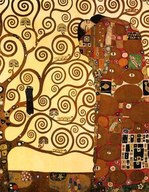 Gustav Klimt – The Fulfillment