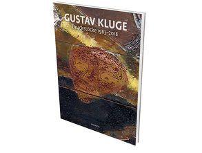 Gustav Kluge: Druckstöcke 183–2018 von Gercken ,  Günther, Kluge,  Gustav, Schmidt,  Hans-Werner
