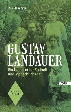 Gustav Landauer von Steininger,  Rita