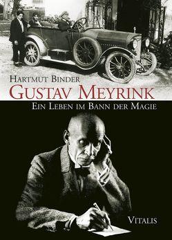 Gustav Meyrink von Binder,  Hartmut
