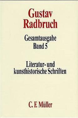 Gustav Radbruch Gesamtausgabe von Klenner,  Hermann