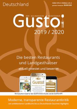 GUSTO Deutschland 2019/2020 von Oberhäußer,  Markus J