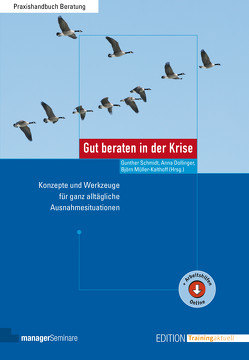 Gut beraten in der Krise von Dollinger,  Anna, Müller-Kalthoff,  Björn, Schmidt,  Gunther