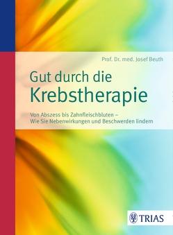 Gut durch die Krebstherapie von Beuth,  Josef