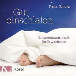 Gut einschlafen von Schuier,  Franz