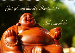 Gut gelaunt durch's Rentenjahr (Wandkalender 2021 DIN A2 quer) von Christoph,  Kolberg