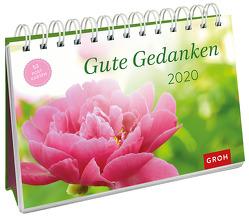 Gute Gedanken 2020: Postkarten-Kalender mit separatem Wochenkalendarium von Groh Redaktionsteam