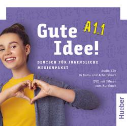 Gute Idee! A1.1 von Krenn,  Wilfried, Puchta,  Herbert