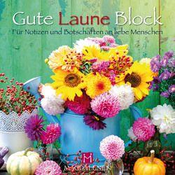 Gute Laune Block Blumenreigen von Paxmann,  Christine