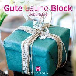 Gute Laune Block Geburtstag von Paxmann,  Christine
