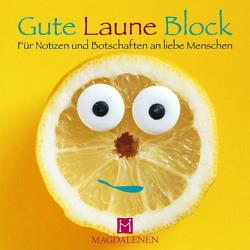 Gute Laune Block Lustige Zitrone von Paxmann,  Christine