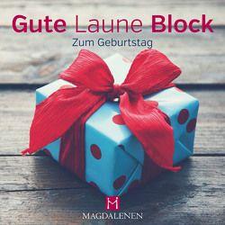 Gute Laune Block Zum Geburtstag von Paxmann,  Christine