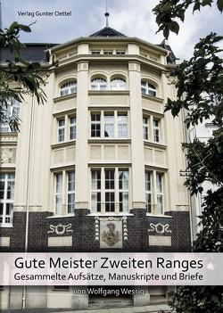 Gute Meister zweiten Ranges von Behrend,  Valentin, Wessig,  Wolfgang