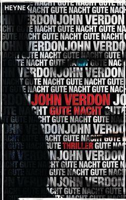 Gute Nacht von Mader,  Friedrich, Verdon,  John