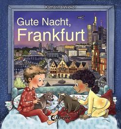 Gute Nacht, Frankfurt von Wieker,  Katharina
