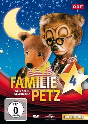 Gute Nacht Geschichten 4. Familie Petz