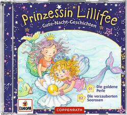 Gute-Nacht-Geschichten mit Prinzessin Lillifee (CD 1)