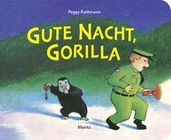 Gute Nacht, Gorilla! von Rathmann,  Peggy