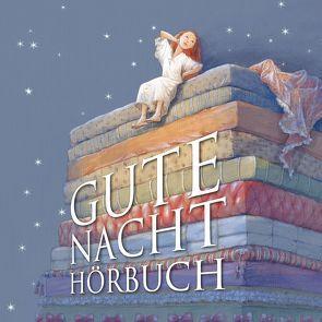 Gute Nacht Hörbuch von Baltscheit,  Martin, Grabbe,  Ines, Mühlbauer,  Martina, Sägebrecht,  Marianne, von Borsody,  Suzanne