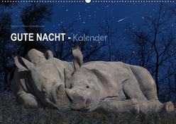 """""""Gute Nacht""""-Kaleder (Wandkalender 2019 DIN A2 quer) von Schmdibauer,  Heinz"""