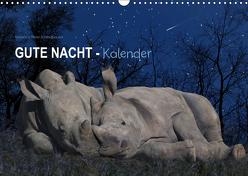 """""""Gute Nacht""""-Kaleder (Wandkalender 2019 DIN A3 quer) von Schmdibauer,  Heinz"""