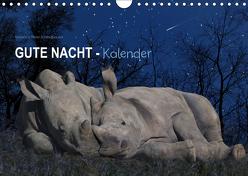 """""""Gute Nacht""""-Kaleder (Wandkalender 2019 DIN A4 quer) von Schmdibauer,  Heinz"""