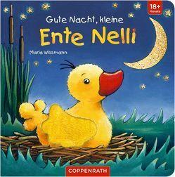 Gute Nacht, kleine Ente Nelli von Wissmann,  Maria