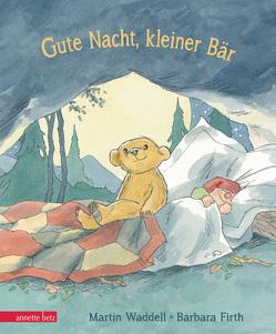 Gute Nacht, kleiner Bär von Firth,  Barbara, Waddell,  Martin, Zwerger,  Regina
