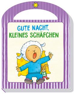 Gute Nacht, kleines Schäfchen von Bensch,  Katharina, Brüggemann,  Vera
