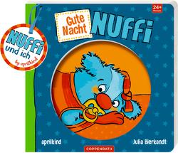 Gute Nacht, Nuffi! von aprilkind, Bierkandt,  Julia